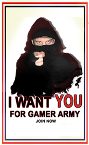 Join the Gamer Army